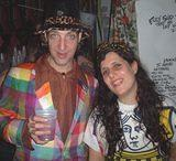 Complete Style - Rubalad's Alice in Wonderland - Mad Hatter party, 3-2-02