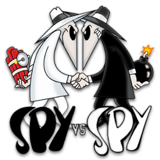 Spy vs Spy classic comic