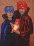 Brainiac Family 1 - New York's 2001 Lunacon Science Fiction Convention