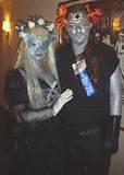 Druidic Couple - New York's 2001 Lunacon Science Fiction Convention