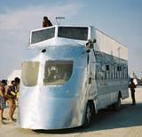 Train Art Bus - All week we could hear the Train Horn travelling the playa... Burning Man 2001.  To edit record e-mail Editor@CostumeNetwork.com.
