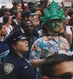 NYC Pot Parade '01